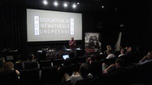 CINED 2.0 - Apresentação - ACE-Association des Cinémathèques Europénnes @ Il Cinema Ritrovato - Cineteca di Bologna